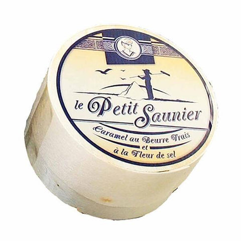 Le Petit Saunier Salted Butter Caramels in Small Box 1.7 oz. (50g)