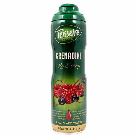 Teisseire French Grenadine Syrup 20 oz