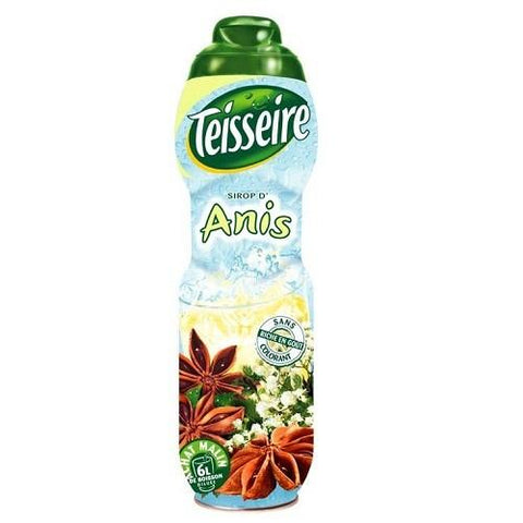 Teisseire · Anis syrup · 60cl (20.3 fl oz)