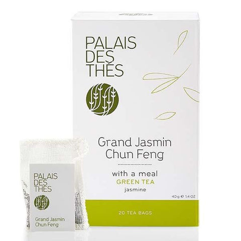GRAND JASMINE CHUNG FENG tea from China - Palais Des Thes