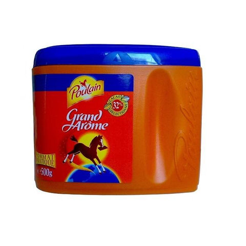 Poulain · Grand Arôme, chocolate breakfast mix · 500g (17.6 oz)