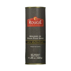 Rougie Mousse of Duck Foie Gras with Truffle 11.2 oz Case of 12 Units - Wholesale