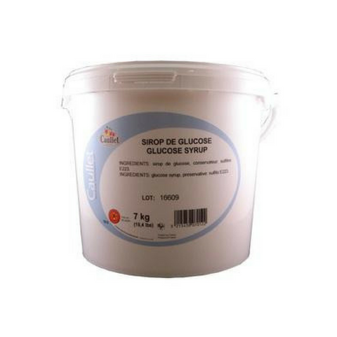 Caullet Glucose Syrup - 2 x 15.4 lbs (Wholesale prices. Sold per case only)
