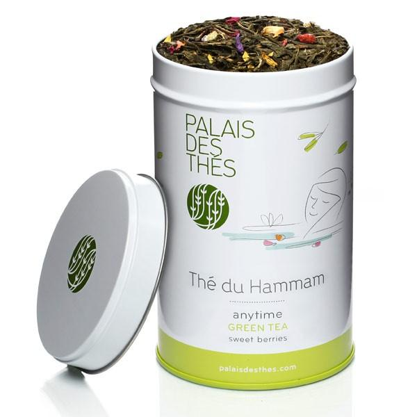 THÉ DU HAMMAM green tea from Paris - Palais Des Thes