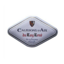 Confiserie du Roy René · Calissons, diamond-shaped box · 260g