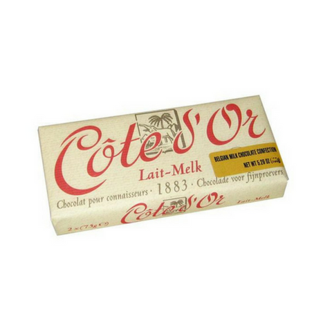Côte d'Or · Milk chocolate Connoisseur bar · 150g (5.3 oz)