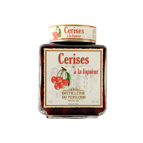 Cherries in liqueur - Distillerie du Perigord Prestige Jars