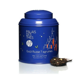 7 CITRUS RUSSIAN BLEND black tea - Palais Des Thes