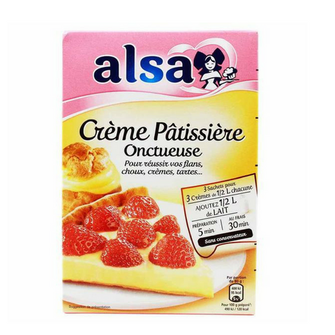 Alsa French Creme Patissiere Mix 13.8 oz