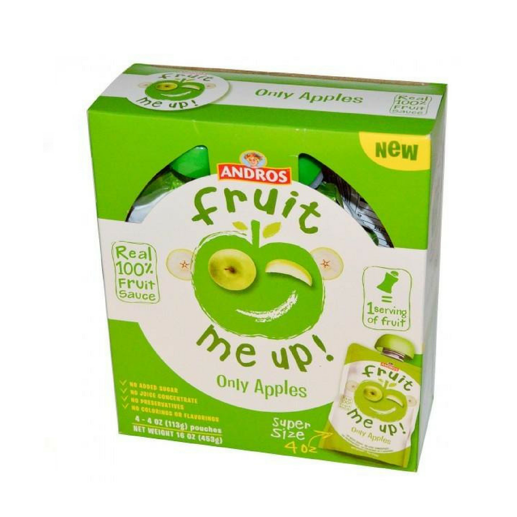 Andros Fruit Me Up · Apple, 4 pack