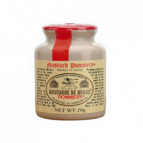 French Mustard from Meaux by Pommery 8.8 oz
