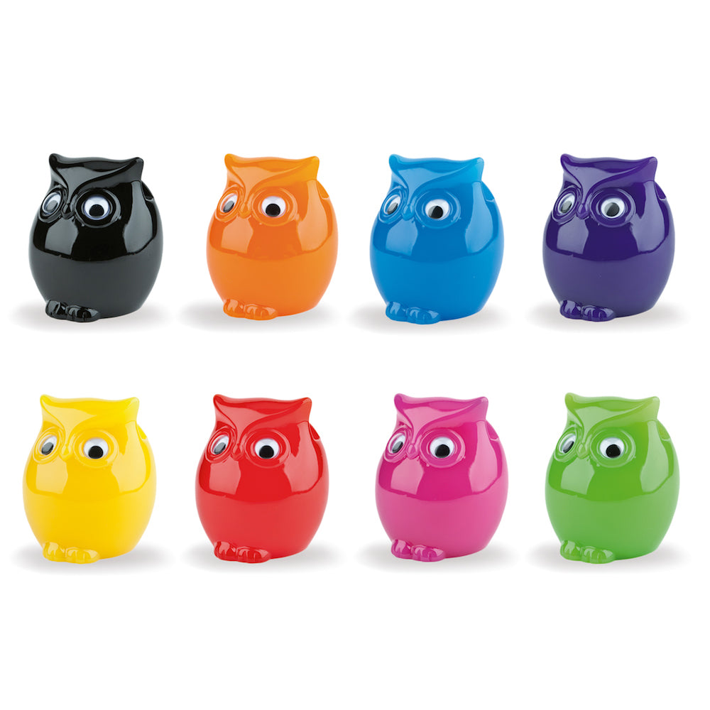Holder Owl - Mixed Colors
