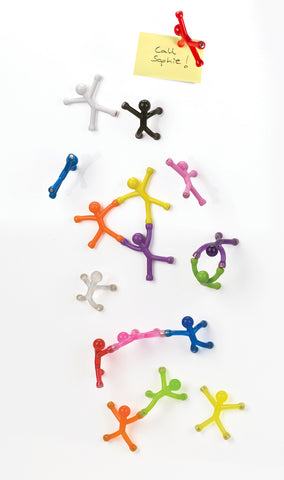 Set of 4 Magnets - Frog