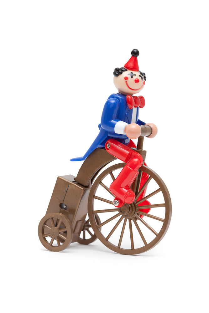 Wind-Up Bike - Clown