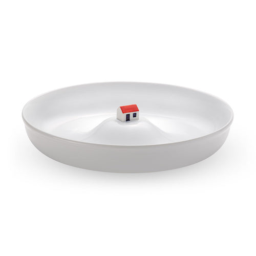 La Maison Inondee Bowl - Large - White