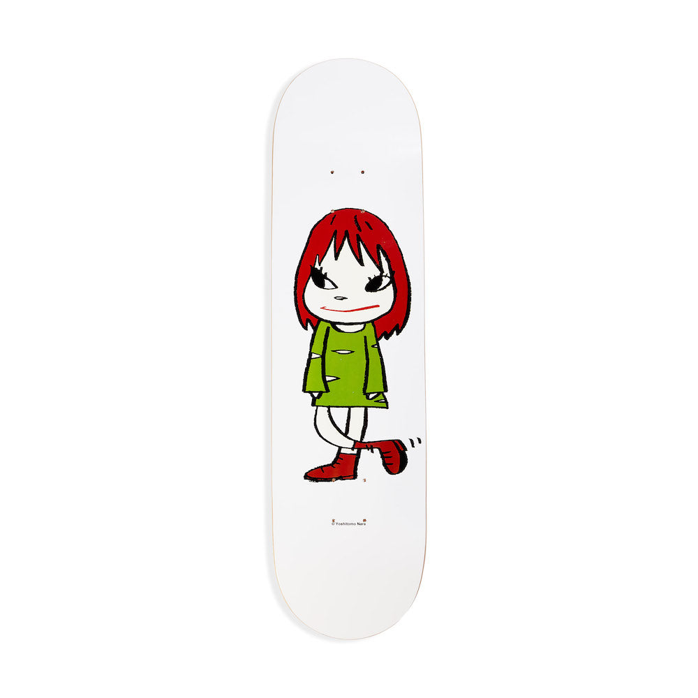 Welcome Girl - Yoshitomo Nara Skateboard