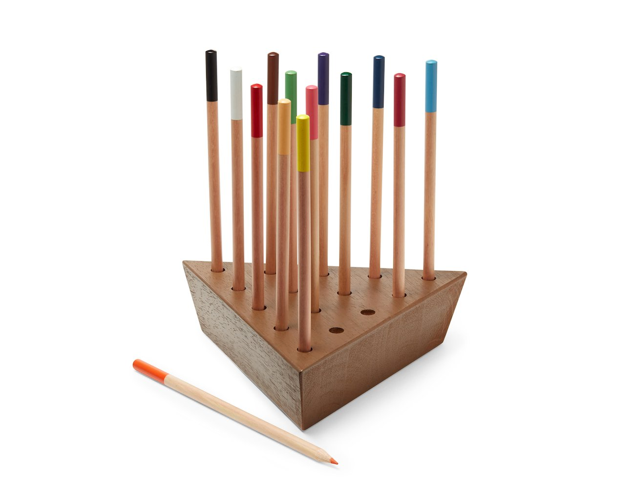 Writer's Block Game including 14 Pencils