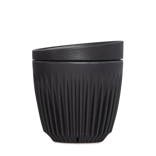 Huskee Cup & Lid - 6oz/18cl - Charcoal