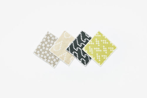 Coasters - Set of 4 - Color