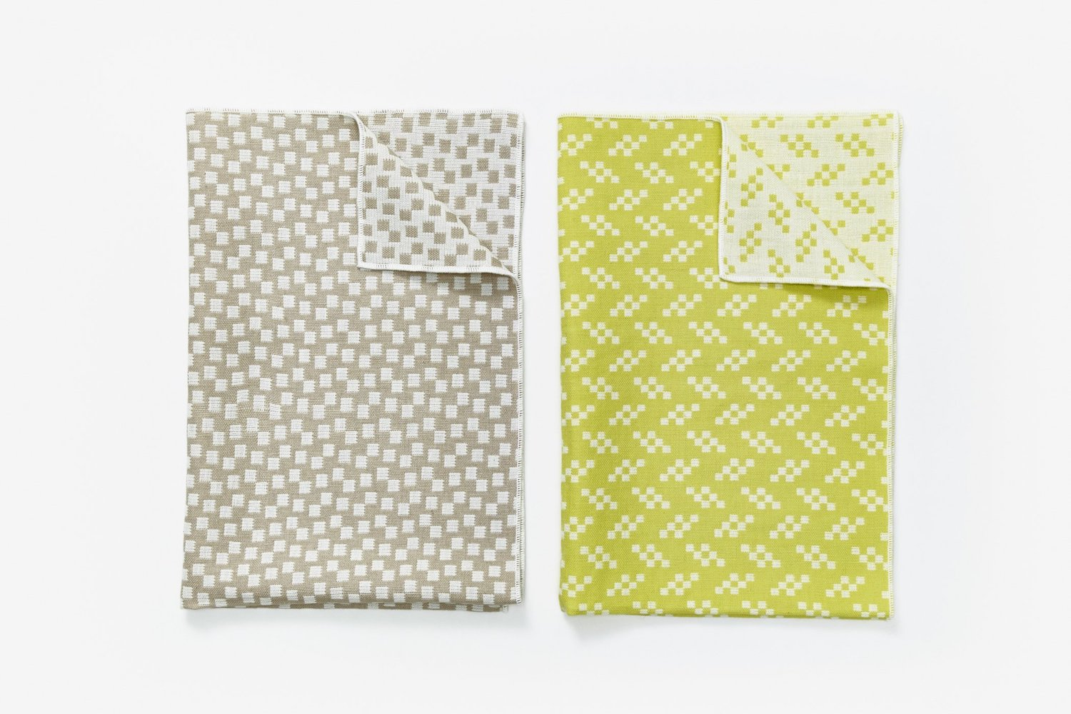 Tea Towels - Bits/Static - Set of 2 - Color