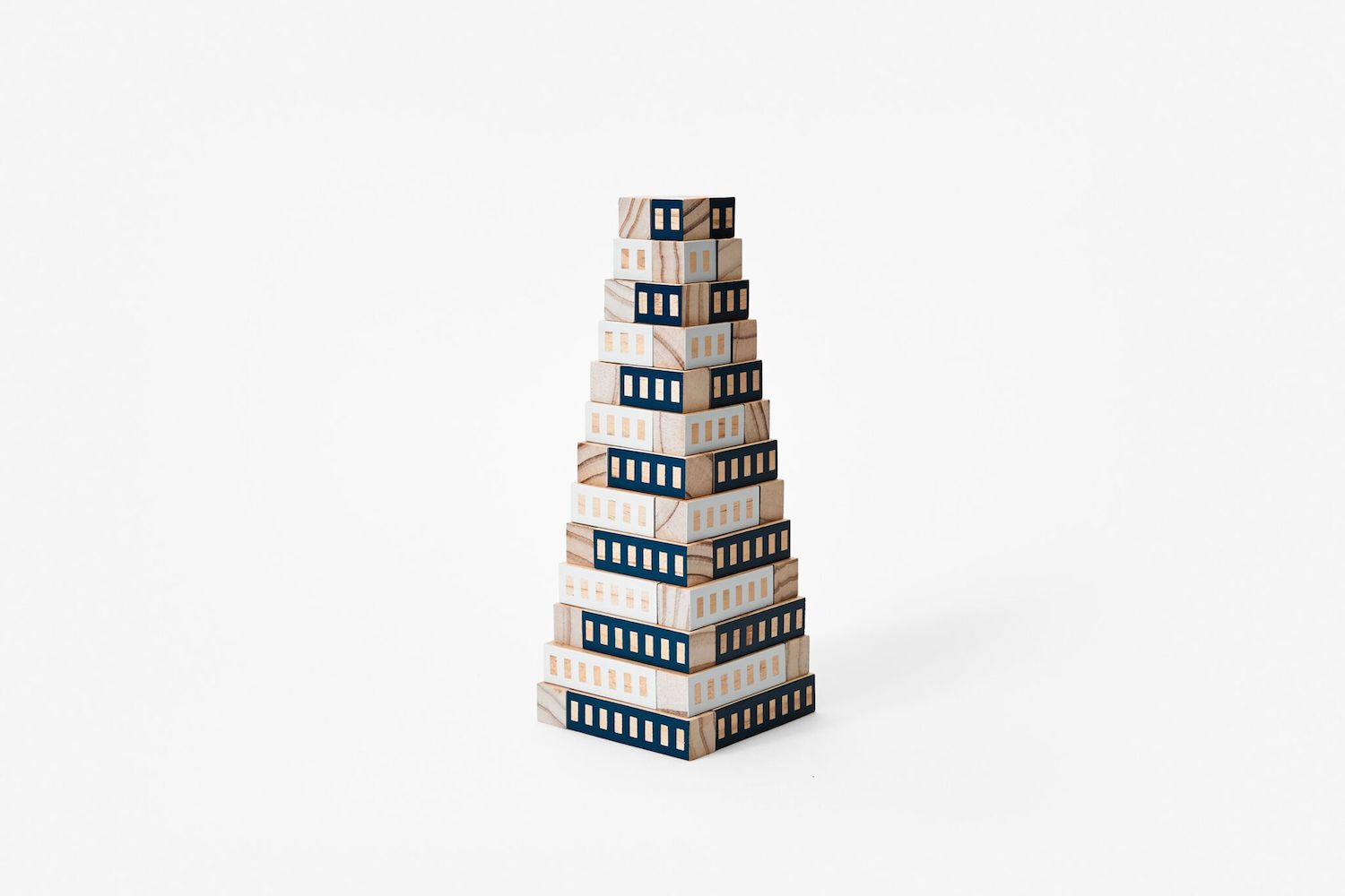 Blockitecture - Tower - Blue