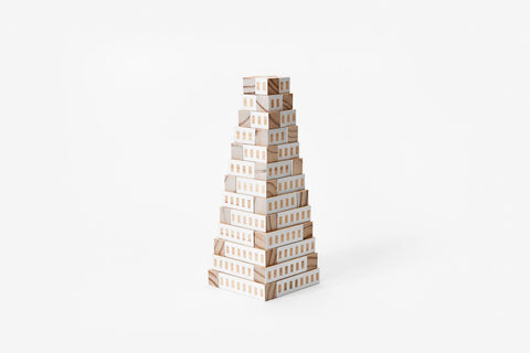Balancing Blocks - White