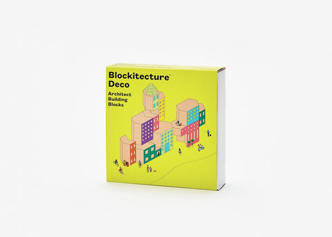 Blockitecture Display