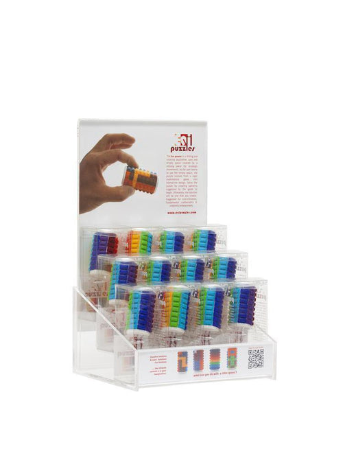ENI Puzzle - Display 12 units