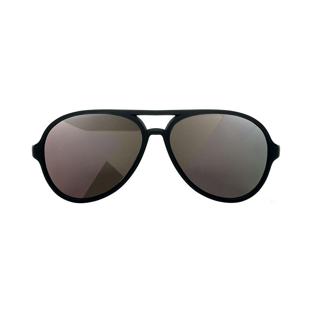 Hipsterkid Classics Aviator Baby Glasses - Black (0-2 years)