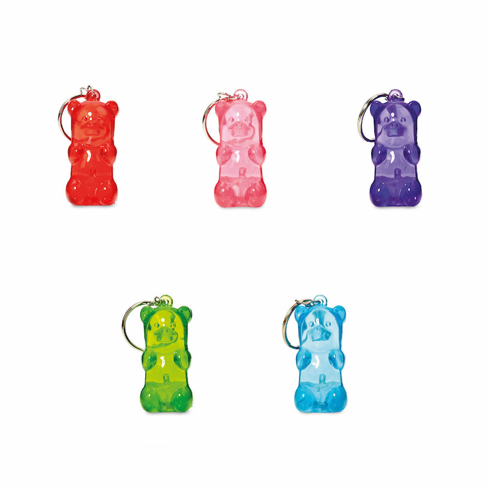 Gummygoods - Light-Up Keychain - Mixed Colors
