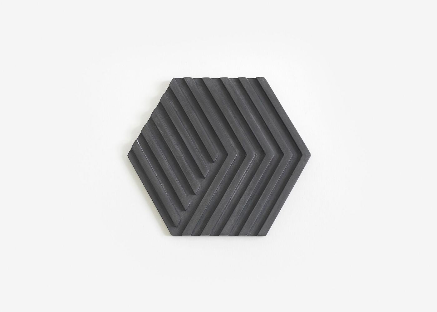 Table Tile - Trivet - Black