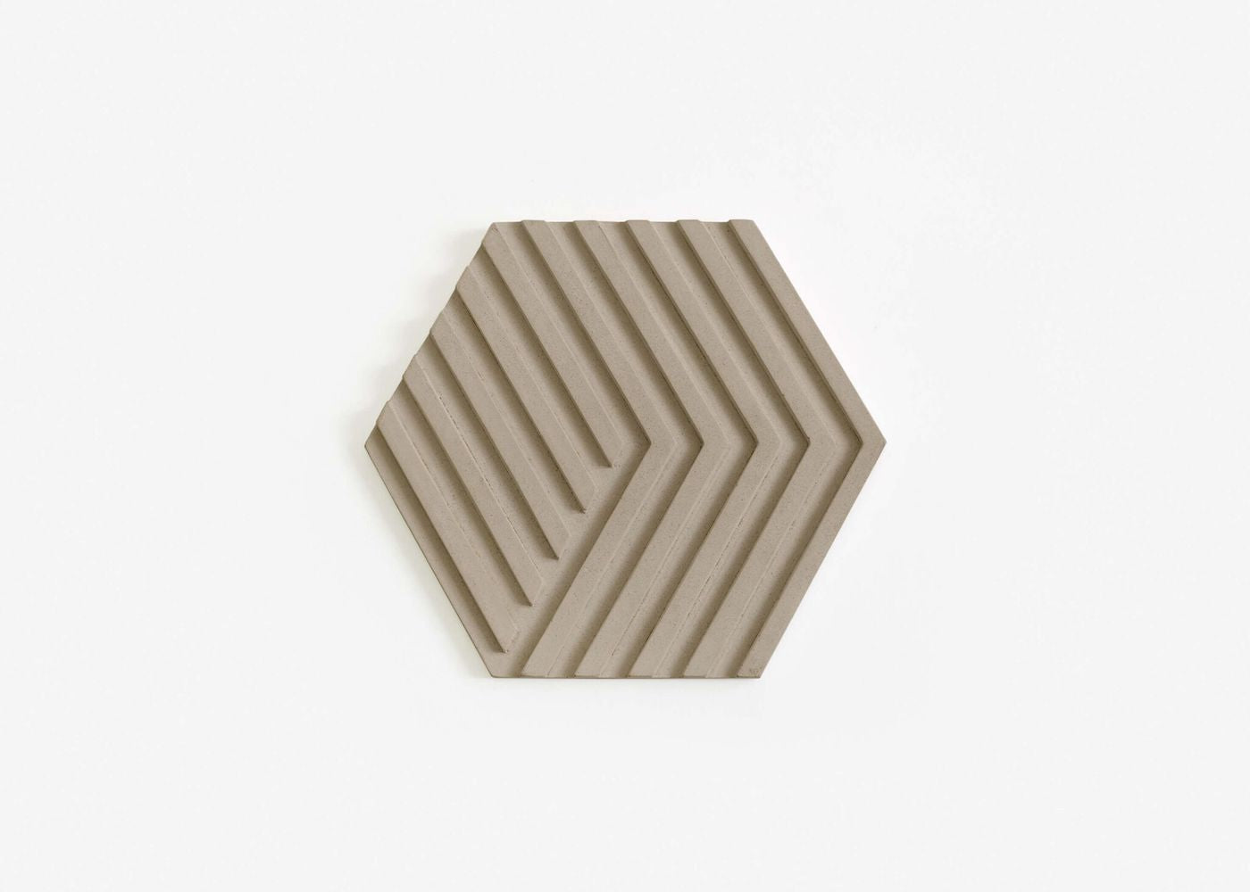 Table Tile - Trivet - Grey