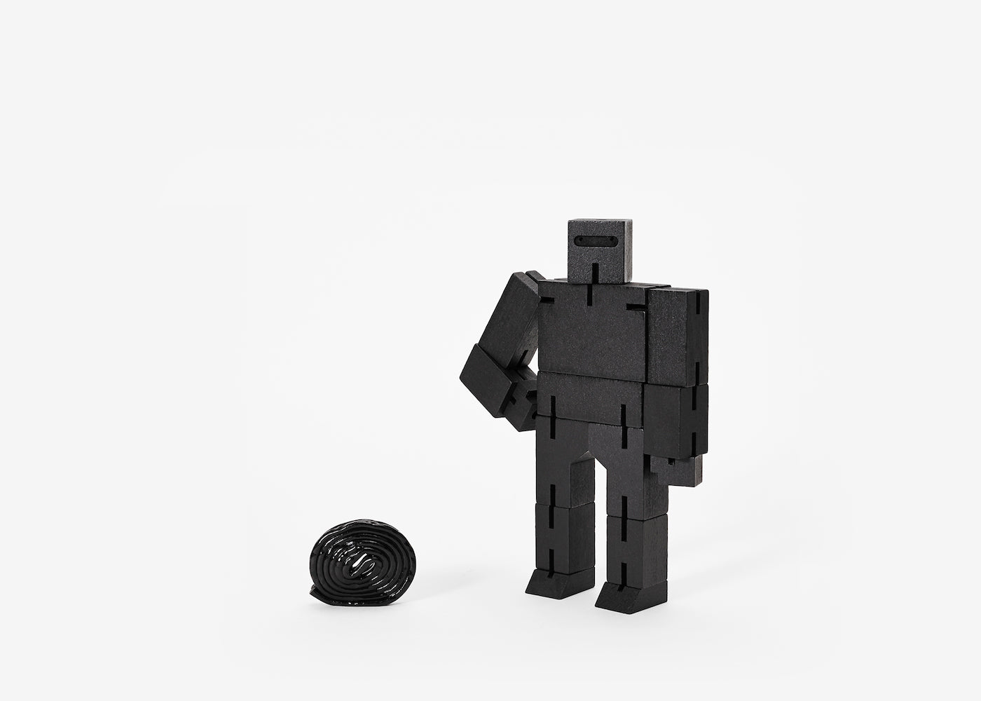 Cubebot - Small - Black