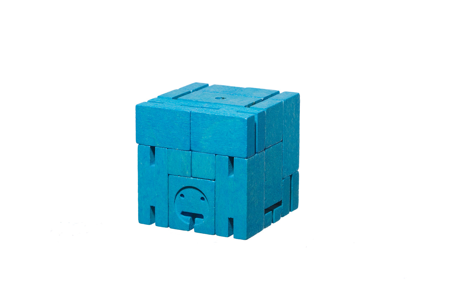 Cubebot - Small - Blue