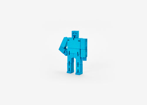 Cubebot - Micro - Blue