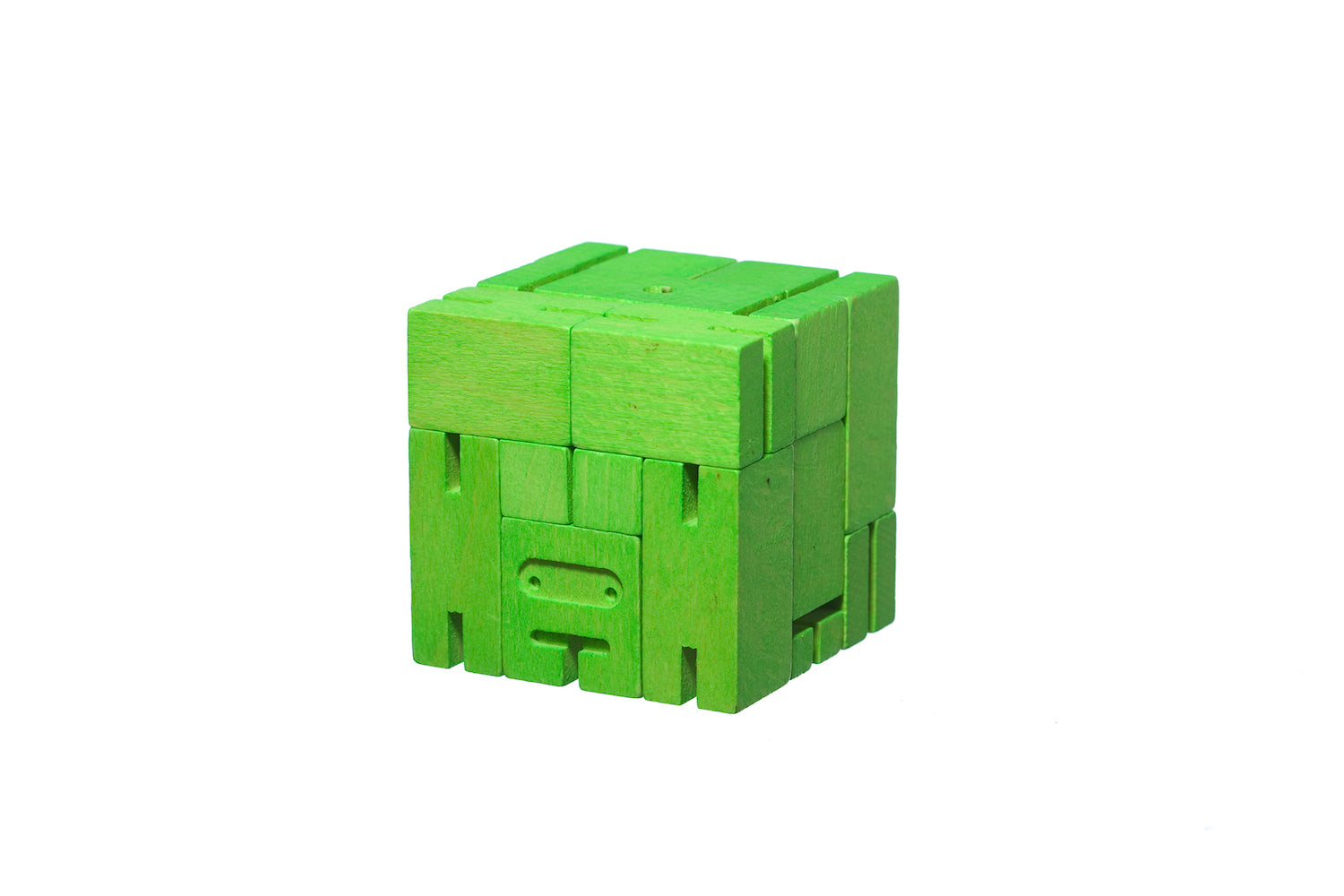 Cubebot - Small - Green