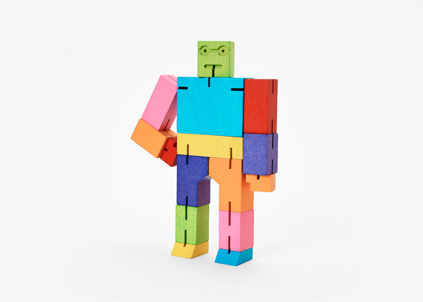 Cubebot - Medium - Multicolor
