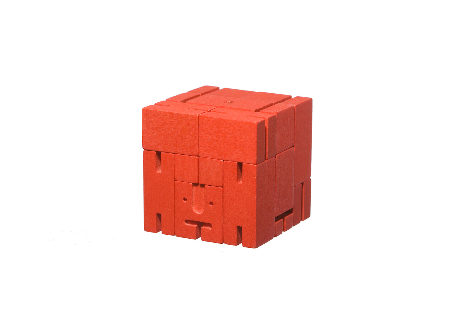 Cubebot - Small - Red