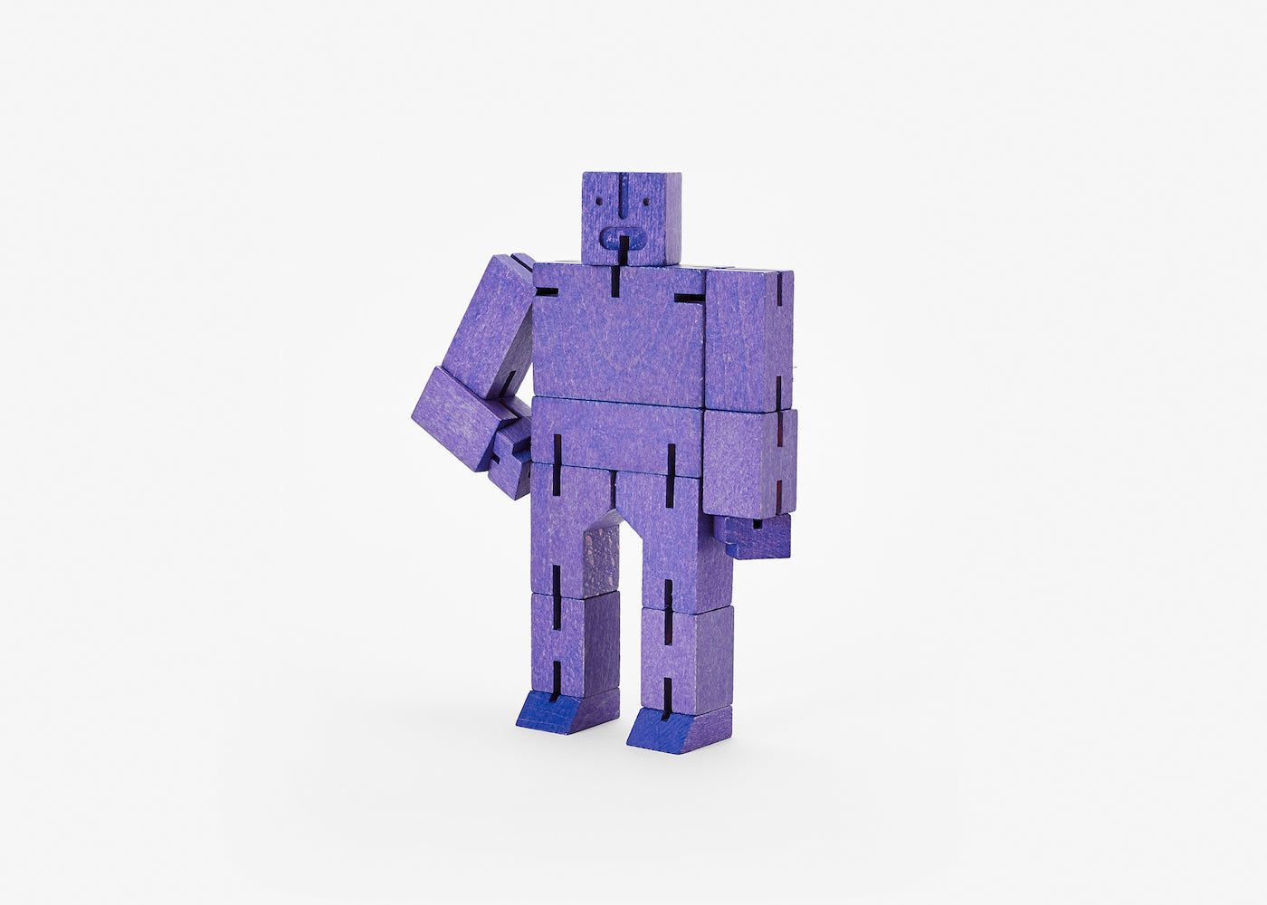 Cubebot - Small - Violet