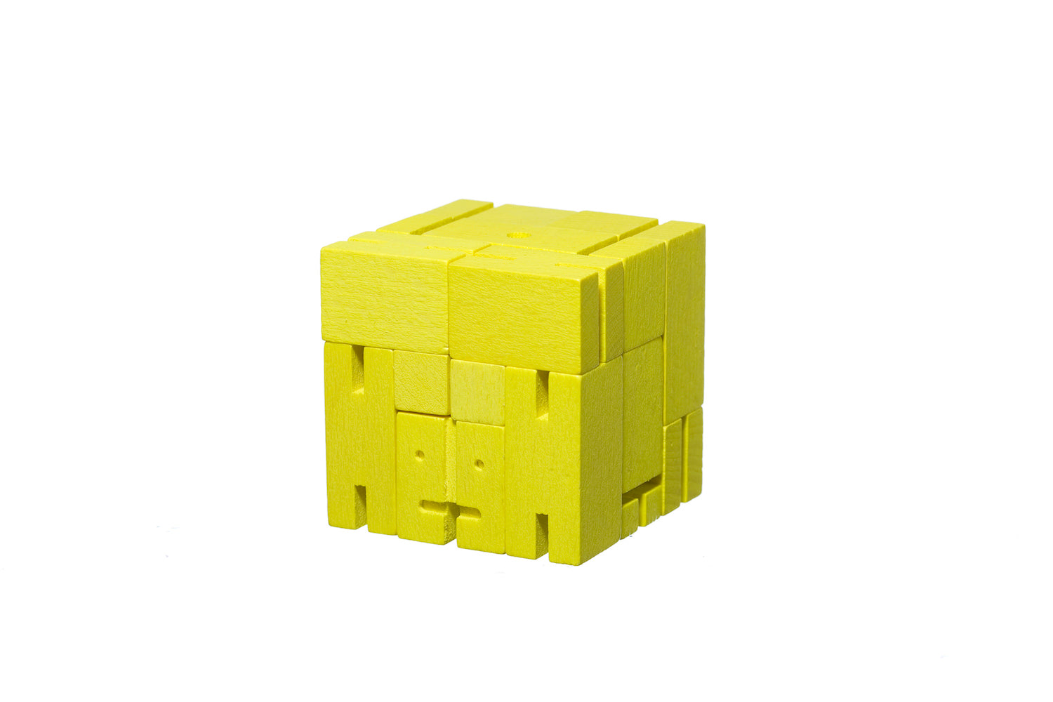 Cubebot - Small - Yellow
