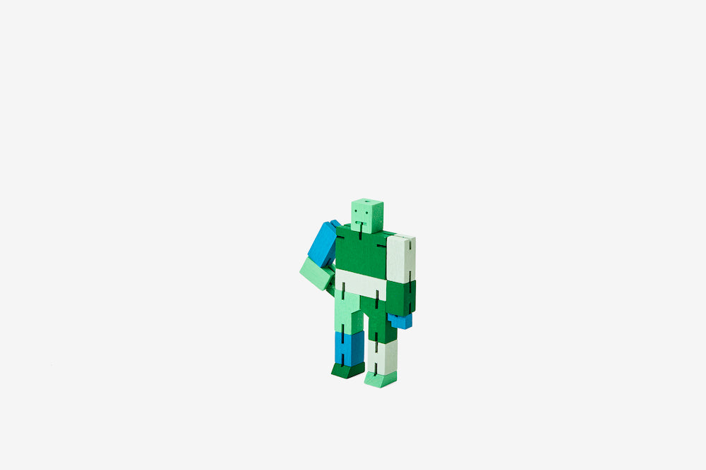 Cubebot - Micro - Green Multi
