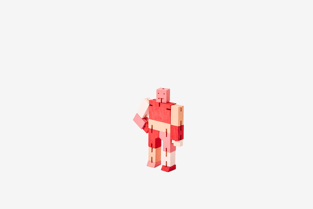 Cubebot - Micro - Red Multi