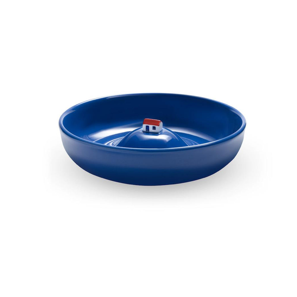 La Maison Inondee Bowl - Small - Blue