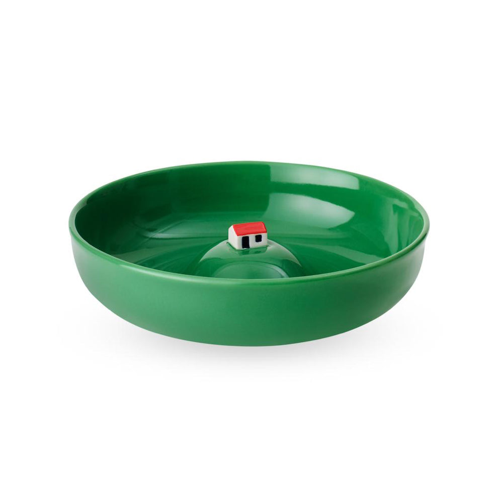 La Maison Inondee Bowl - Small - Green