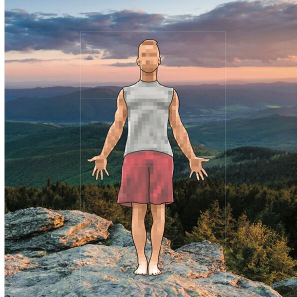 The Yoga Man(ual) Book