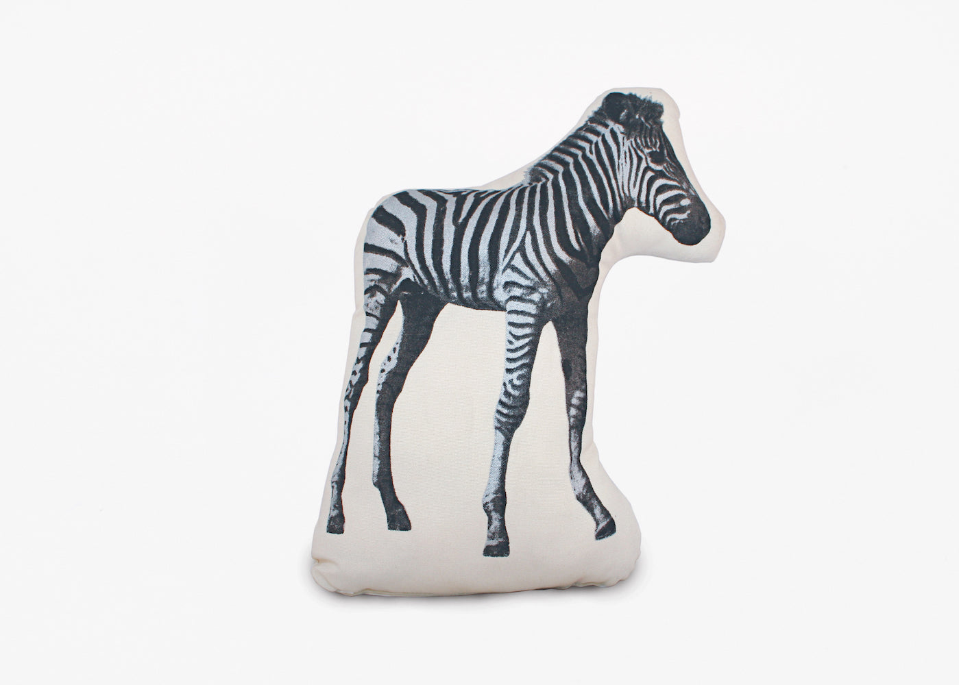 Fauna Cushion - Pico - Zebra