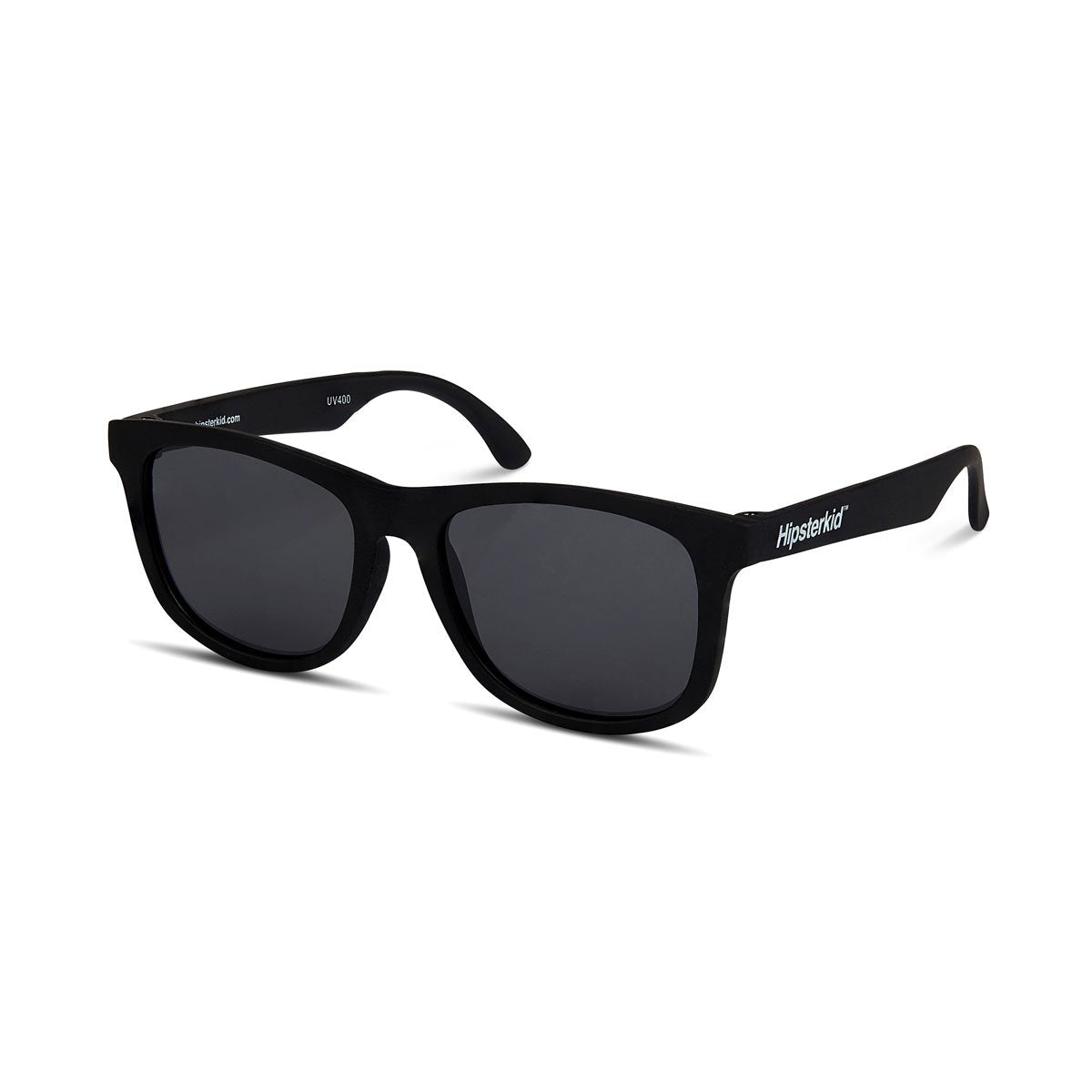 Hipsterkid Classics Baby Sunglasses - Black (0-2 years)