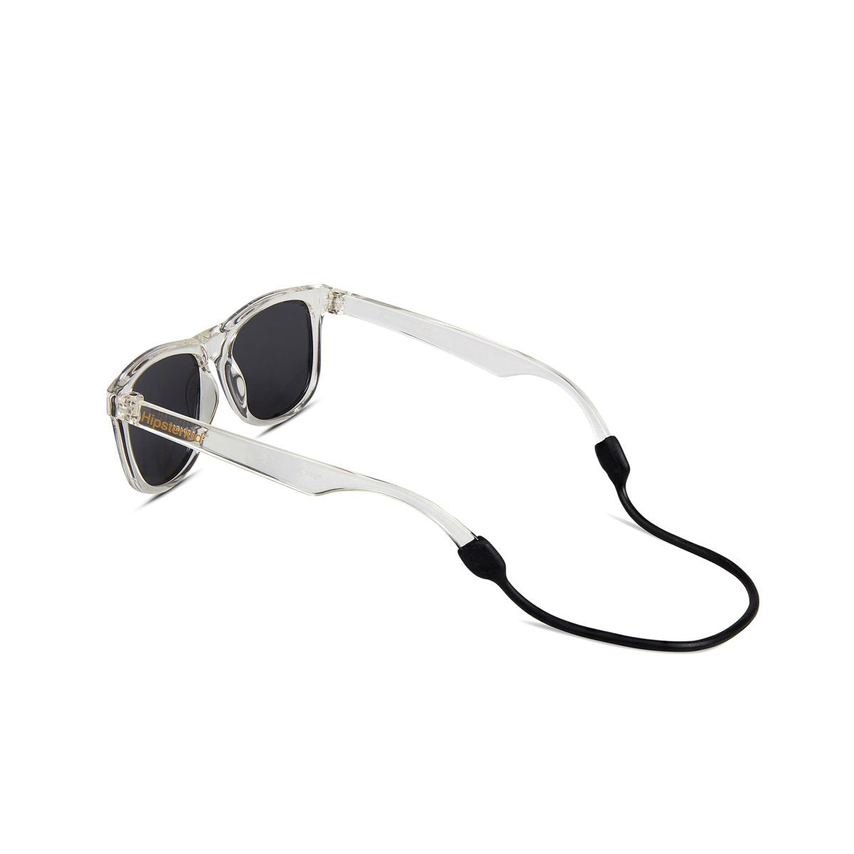 Hipsterkid Golds Kids Sunglasses - Clear (3-6 years)