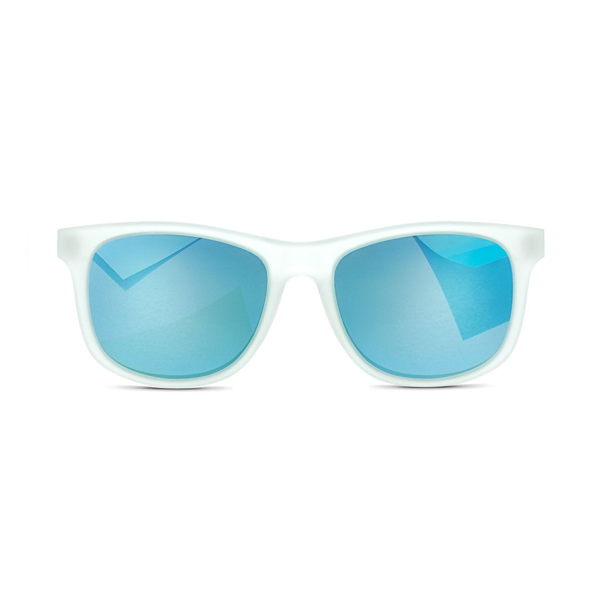 Hipsterkid Golds Baby Sunglasses - Frost (0-2 years)