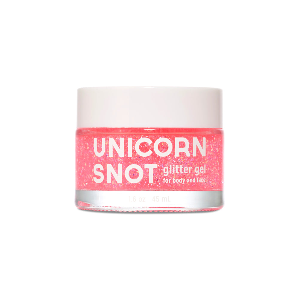 Unicorn Snot - Face & Body Glitter Gel - 50 ml - Pink